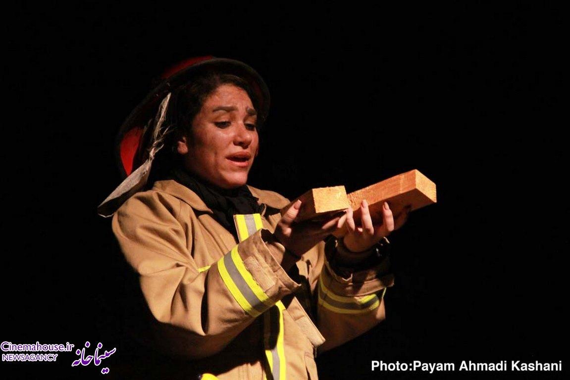گزارش تصویری روز اول «بیست و پنجمین جشنواره تئاتر استان تهران»