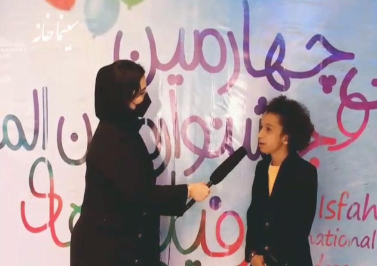 گفتگوی تصویری سینماخانه با مانی اسلامی